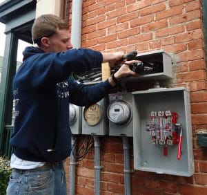 electrical repairs and replacement